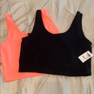 Ambiance crop tops